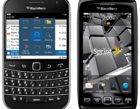 BlackBerry OS 7.1 Update Brings Mobile Hotspot Abilities To Sprint's 9930 & 9850