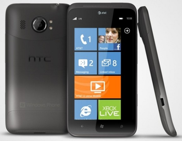 AT&T Announces The HTC TITAN II, The First LTE Windows Phone Device