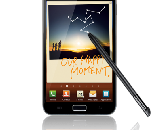 Is The Samsung Galaxy Note Coming To Sprint & Verizon As The Galaxy Journal?