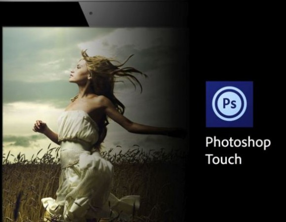 Photoshop Touch For The iPad 2 Becomes Available For $9.99