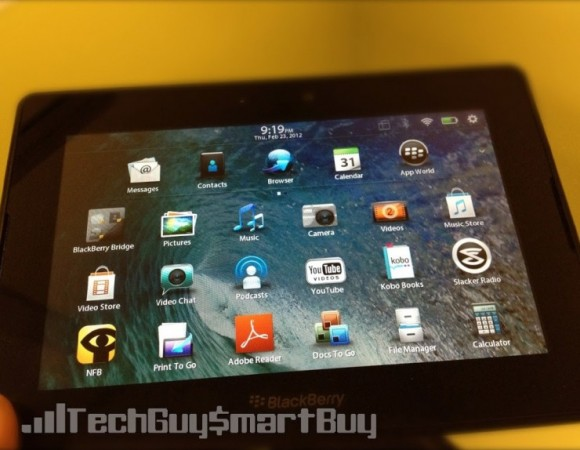 Review: BlackBerry PlayBook 2.0 OS