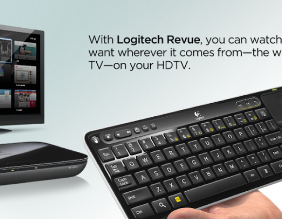 The Logitech Revue Google TV Box Is Now Only $79.99
