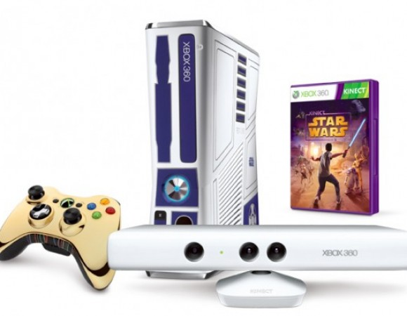 Kinect Star Wars Game & Bundle Coming April 3rd