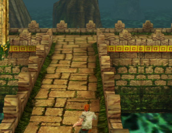 Temple Run For Android Has Finally Arrived