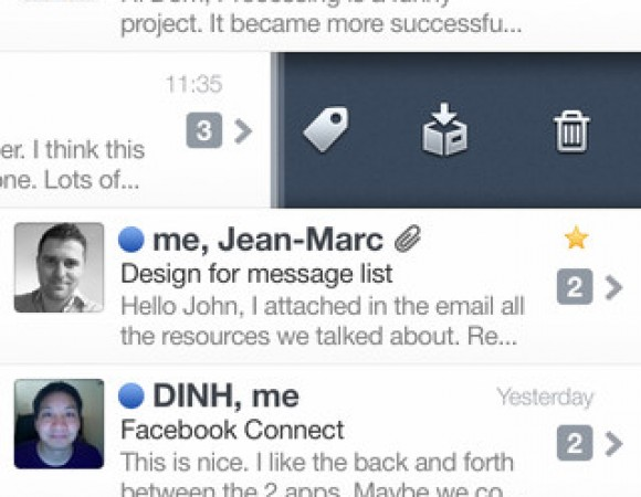 Want A Better Email App For iOS? Sparrow May Be Your Answer