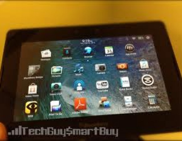 RIM Brings Fixes With The BlackBerry PlayBook OS 2.0.1 Update