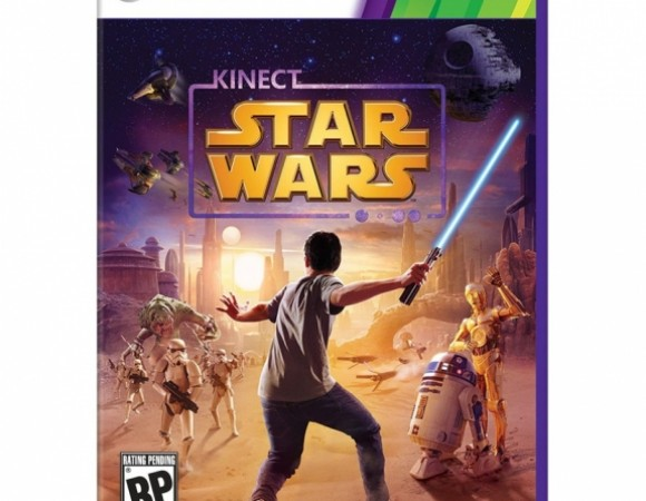 Star Wars: Kinect For Xbox 360 Is Now Available