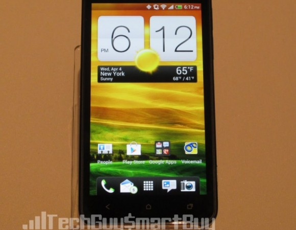 Hands-On: HTC EVO 4G LTE By Sprint (Video)