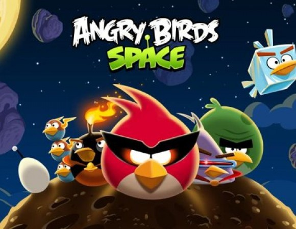 Angry Birds Space Is Now Available On The BlackBerry PlayBook For $2.99