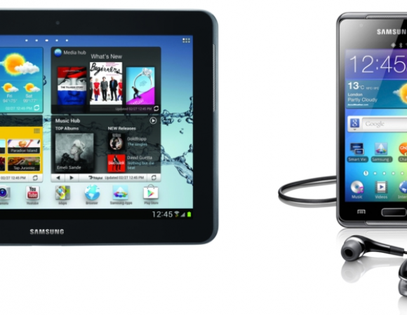 The Latest From Samsung With The Galaxy Tab 2 10.1 & Galaxy Player 4.2 Is Now Available