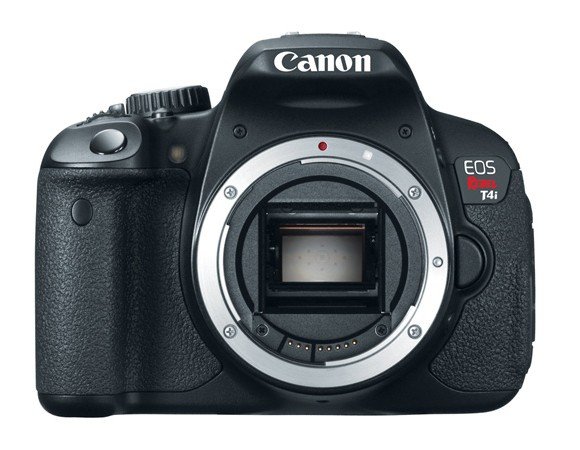 Canon Announces The 18MP Rebel T4i w/ Touchscreen, Coming At The End Of June