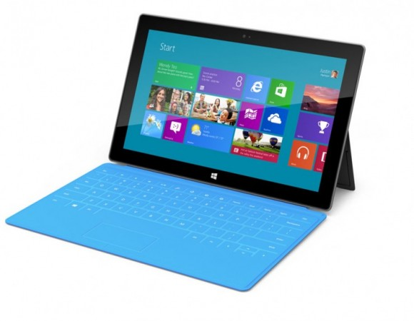 Microsoft Announces The Surface, Their 10.6inch Windows 8 Tablet (Video)