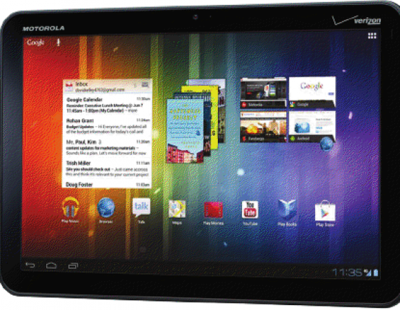 Verizon To Begin Rolling The Android 4.0 Update For Motorola XOOM Today