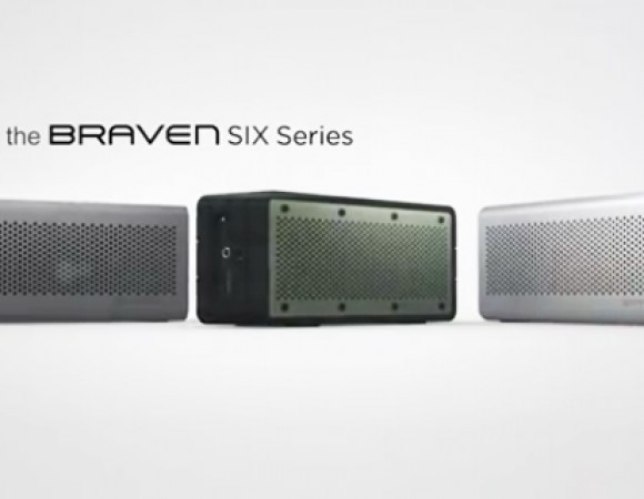 The Braven 6 Series Is The New Wireless Speakers You Need In Your Life