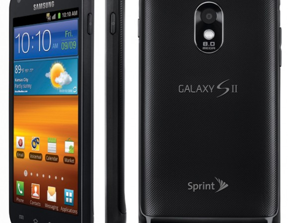 The Android 4.0 ICS Update Now Rolling Out For The Epic 4G Touch For Sprint