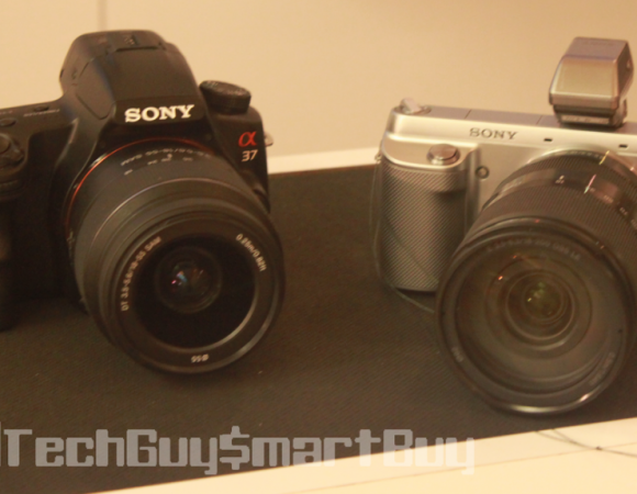 Eyes-On: Sony's Latest In Optics