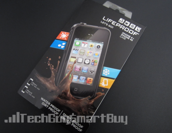 Meet The Lifeproof Case, the Light Yet Heavy Duty Solution To Protect Your iPhone/iPad