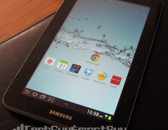Samsung's Galaxy Tab 2 7.0 Student Bundle With Keyboard Dock Is Out Now For $249.99