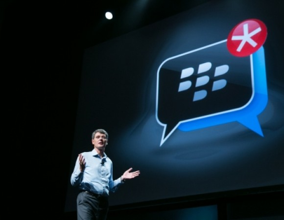 Am I The Only One Interested In BlackBerry 10? (Video)