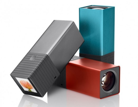 The Lytro Cameras Will Become Available At Online Retailers Starting October