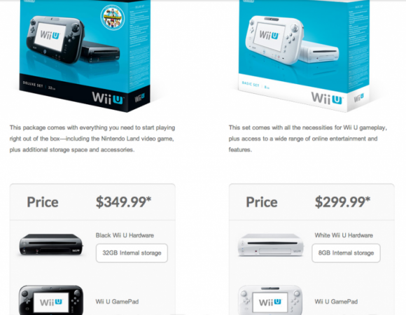 Nintendo Wii U Pre-Orders Available Now!!!