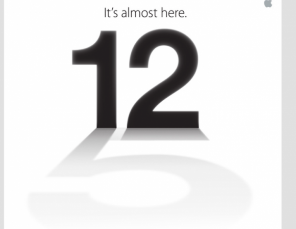 Apple Sends Press Invites For September 12th's New iPhone Event