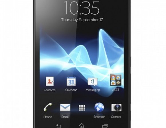 AT&T Announces The Sony Xperia TL, Armed w/ A 13MP Camera, LTE, & Android 4.0