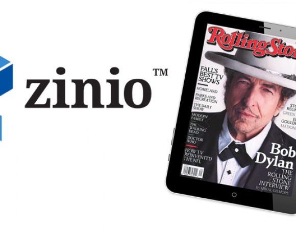 Zinio Is Having A Holiday Sale On Digital Magazine Subscriptions And Giving Away An iPad mini