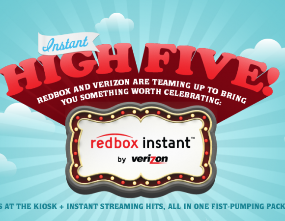 Meet Redbox Instant Powered By Verizon, Plans Starting At $6 Monthly