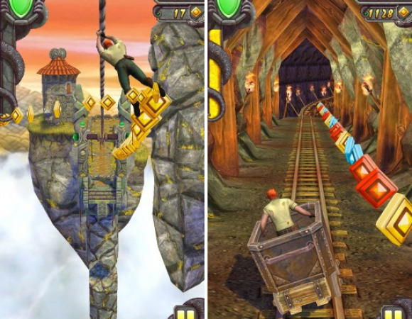 Temple Run 2 For iOS Is Here And Ready To Download, Android Too! (Update)
