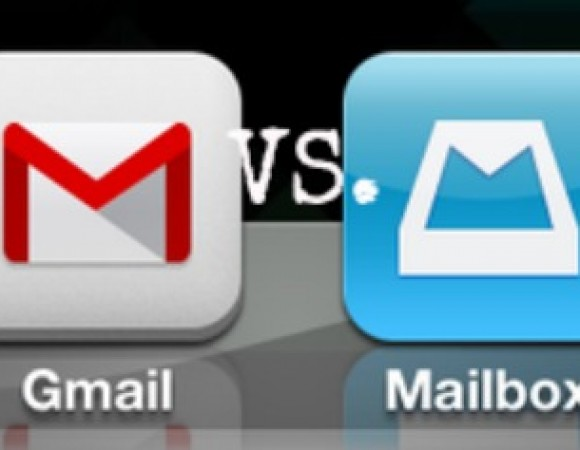 Gmail Vs. Mailbox, Competing To Be Your iOS Mail Client