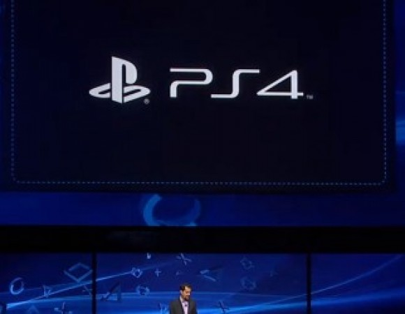 Sony Announces The PlayStation 4, Coming This Holiday Season