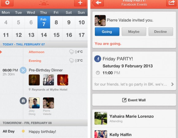 Introducing Sunrise, An iOS Calendar App That May Just Replace Your Default One (Video)