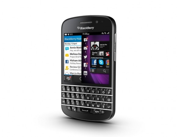 Expect To Pay An Extra $50 For The BlackBerry Q10