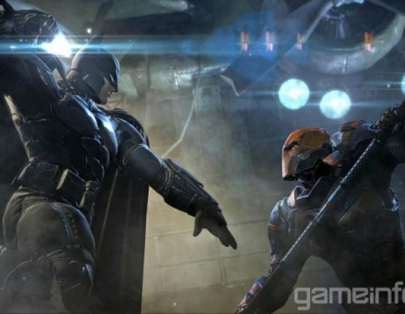 More Details & Screenshots Of Batman: Arkham Origins