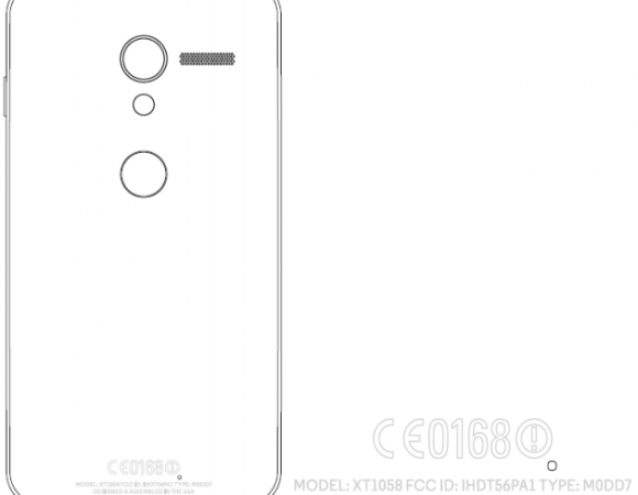 Looks Like The Motorola X Phone Just Got Cleared For Landing By The FCC