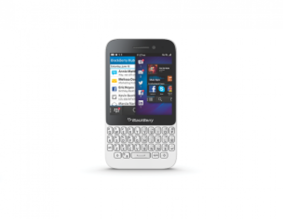 BlackBerry's Next-Gen Curve Gets Official With The New Q5