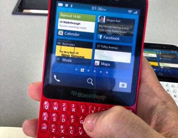BlackBerry's Next-Gen Curve Spotted, Dubbed The R10