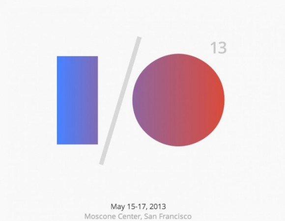 What We Know Thus Far About What's Coming To Google I/O 2013