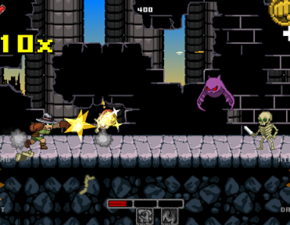The Addictive, Retro-Style Game: Punch Quest, Is Now Available On Android (Video)