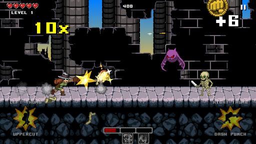 The Addictive, Retro-Style Game: Punch Quest, Is Now Available On