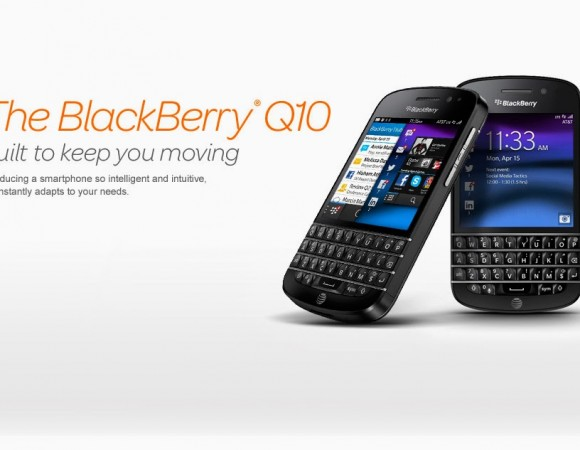 AT&T Begins Taking Pre-Orders For The BlackBerry Q10 Today
