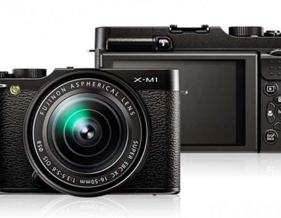 Fujifilm Announces The Affordable, 16.3MP X-M1 Mirrorless Camera (Video)