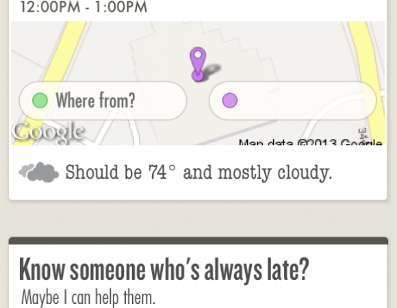 Donna, The Google Now-Like App, For iOS Is Now Available