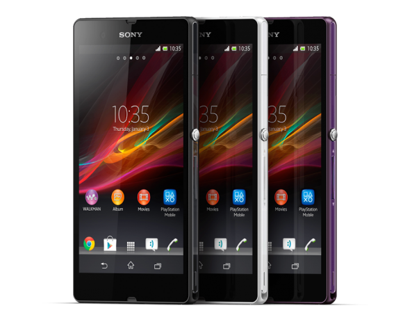 The Sony XPERIA Z To Launch In The US As A T-Mobile Exclusive (Update)