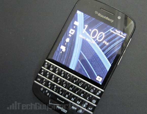 Review: BlackBerry Q10 For Verizon, Long Live The QWERTY Keyboard