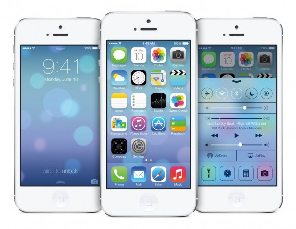 Apple Unveils iOS 7, The Future Behind Your iPhone (Video)