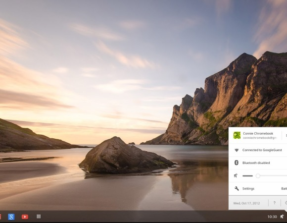 'OK, Google' Voice Search Is Coming To Chromebooks