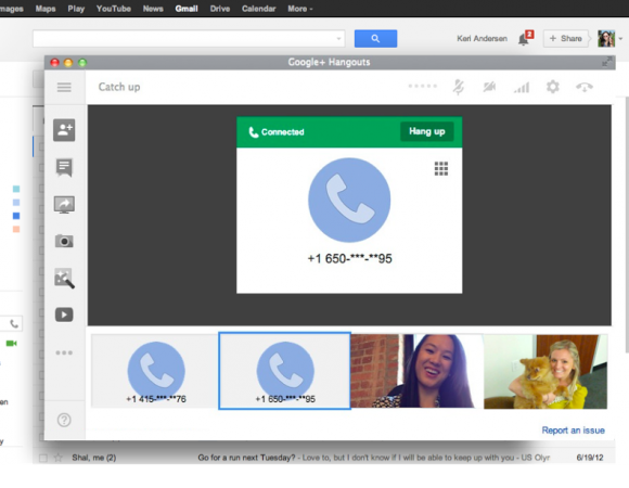 Now You Can Make Phone Calls Over The Web Through Google Hangouts
