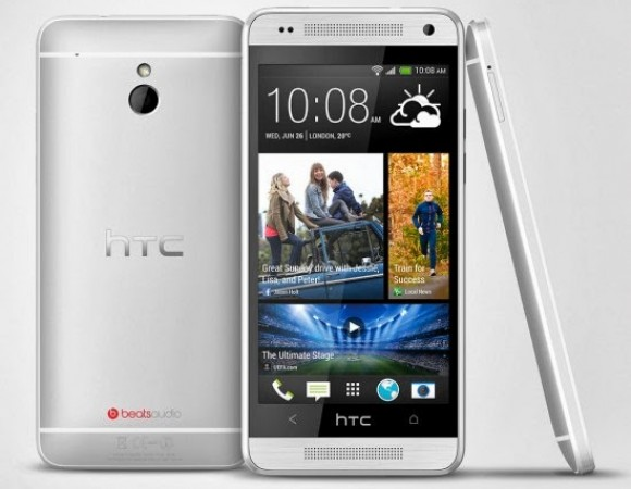 HTC Unveils The Smaller Yet Still Powerful One Mini, Coming In August (Video)